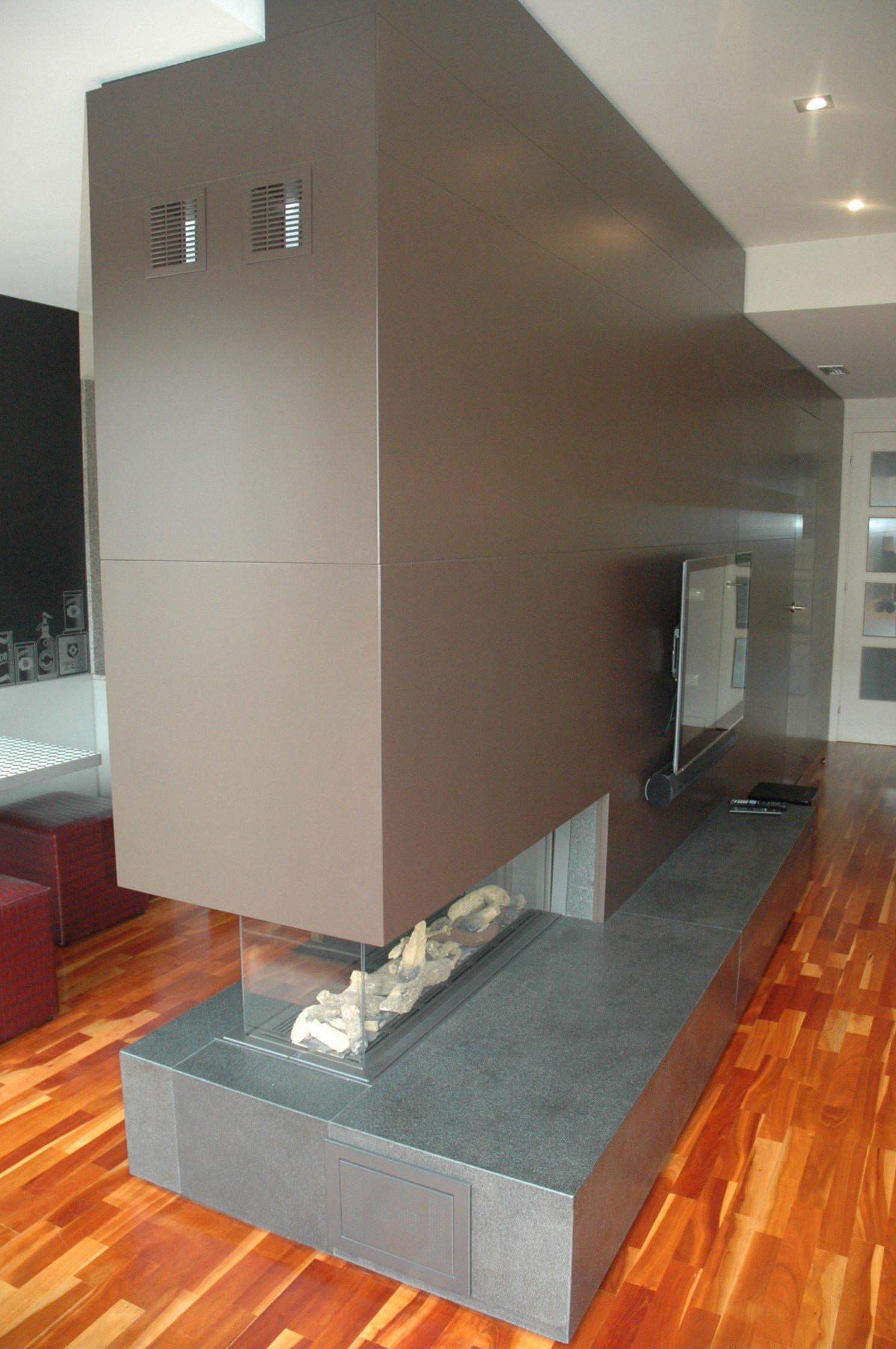 Com utilitzar mobles per substituir parets, un article de Sese Jover Interiors