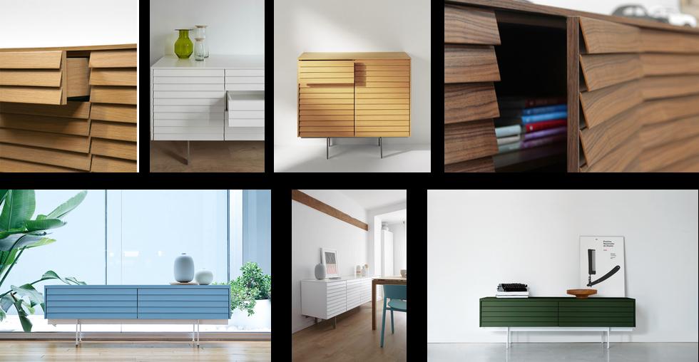 Sussex: un moble versàtil per la decoració i l'interiorisme