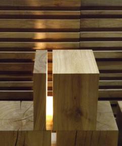 La llum i la il·luminació: darreres tendències en decoració i interiorisme vistes a la Fira de Milà. La fusta, els materials naturals i l'estil nòrdic, en general, molt presents a la Fira. Un article de @SeseJover