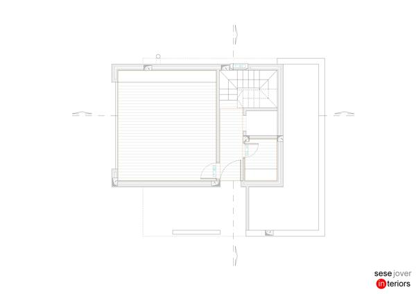 Projecte d'arquitectura a Sant Quirze del Vallès: habitatge unifamiliar fet per Sese Jover Interiors (@SeseJover)